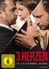 3 Herzen Filmplakat