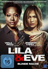 Lila & Eve - Blinde Rache Filmplakat