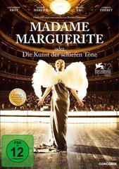 Madame Marguerite oder die Kunst der schiefen Töne Filmplakat