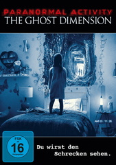 Paranormal Activity: Ghost Dimension Filmplakat