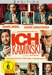 Ich und Kaminski Filmplakat