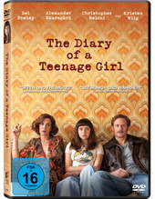 The Diary of a Teenage Girl Filmplakat