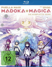 Madoka Magica, Komplettbox (2 Discs) Filmplakat