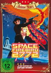 Space Firebird 2772 Filmplakat