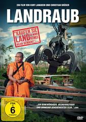Landraub Filmplakat