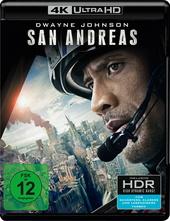 San Andreas (4K Ultra HD) Filmplakat