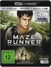Maze Runner - Die Auserwählten im Labyrinth (4K Ultra HD) Filmplakat
