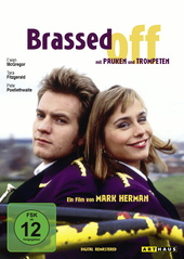 Brassed Off - Mit Pauken und Trompeten (Digital Remastered) Filmplakat