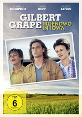 Gilbert Grape - Irgendwo in Iowa Filmplakat