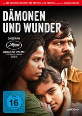Dämonen und Wunder - Dheepan Filmplakat