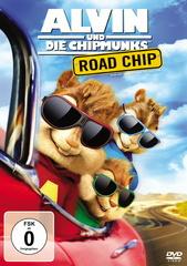 Alvin und die Chipmunks: Road Chip Filmplakat