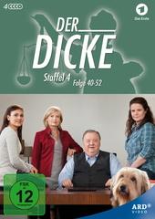 Der Dicke - Staffel 4, Folge 40-52 (4 Discs) Filmplakat