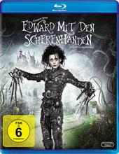 Edward mit den Scherenhänden Filmplakat