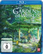 The Garden of Words Filmplakat