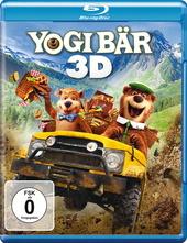 Yogi Bär (Blu-ray 3D) Filmplakat