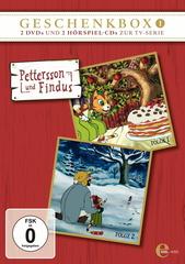 Pettersson und Findus - Geschenkbox 1 (2 Discs + 2 Audio-CDs) Filmplakat