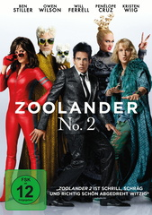 Zoolander No. 2 Filmplakat