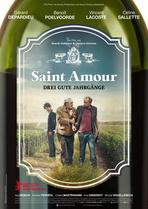 Saint Amour - Drei gute Jahrgänge - Filmplakat