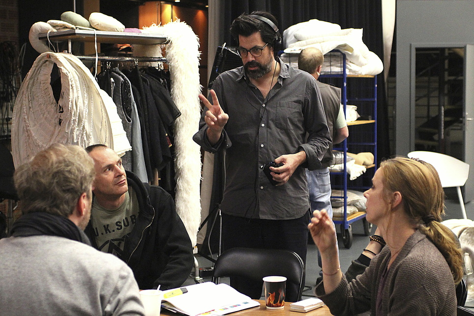 Casting Kinostart 02.11.2017, Deutschland 2017
