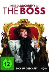 The Boss - Dick im Geschäft Filmplakat