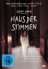 Saint Ange - Haus der Stimmen Filmplakat