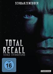 Total Recall - Totale Erinnerung Filmplakat