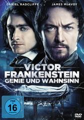 Victor Frankenstein - Genie und Wahnsinn Filmplakat