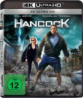 Hancock (4K Ultra HD) Filmplakat