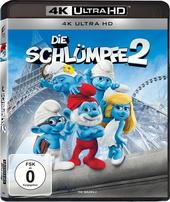Die Schlümpfe 2 (4K Ultra HD) Filmplakat