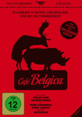 Café Belgica Filmplakat