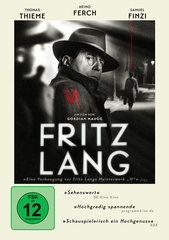 Fritz Lang Filmplakat