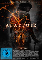 Abattoir - Er erwartet dich! Filmplakat