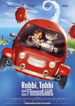 Robbi, Tobbi und das Fliewatüüt - Filmplakat
