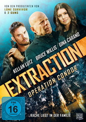 Extraction - Operation Condor Filmplakat