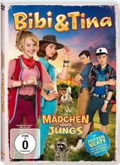 Bibi & Tina - Mädchen gegen Jungs Filmplakat