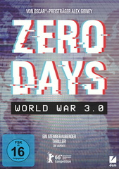 Zero Days - World War 3.0 (OmU) Filmplakat
