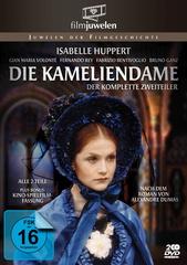 Die Kameliendame (3 Discs) Filmplakat