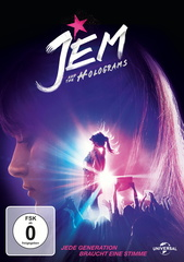 Jem and the Holograms Filmplakat