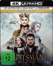 The Huntsman & the Ice Queen (4K Ultra HD) Filmplakat