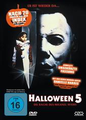 Halloween 5 - Die Rache des Michael Myers Filmplakat