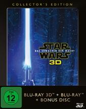Star Wars: Das Erwachen der Macht (Collector's Edition, Blu-ray 3D + Blu-ray, 3 Discs) Filmplakat