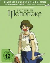 Prinzessin Mononoke (Limited Collector's Edition, Blu-ray + DVD) Filmplakat
