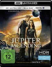 Jupiter Ascending (4K Ultra HD, 2 Discs) Filmplakat