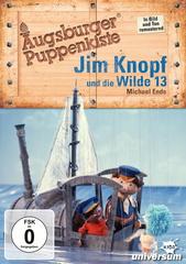 Augsburger Puppenkiste - Jim Knopf und die Wilde 13 Filmplakat