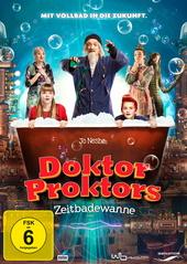 Doktor Proktors Zeitbadewanne Filmplakat