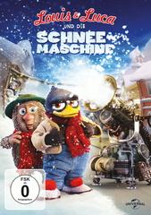 Louis & Luca und die Schneemaschine Filmplakat