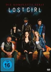 Lost Girl - Die komplette Serie (18 Discs) Filmplakat