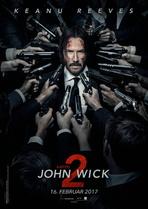 John Wick: Kapitel 2 - Filmplakat