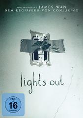 Lights Out Filmplakat