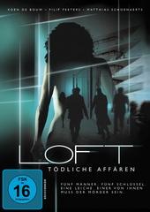 Loft - Tödliche Affären Filmplakat